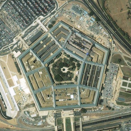 The Pentagon, August 5, 2002